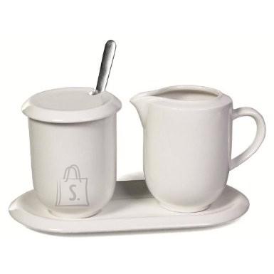 LaVida komplekt piimakann + suhkrutoos Cocina