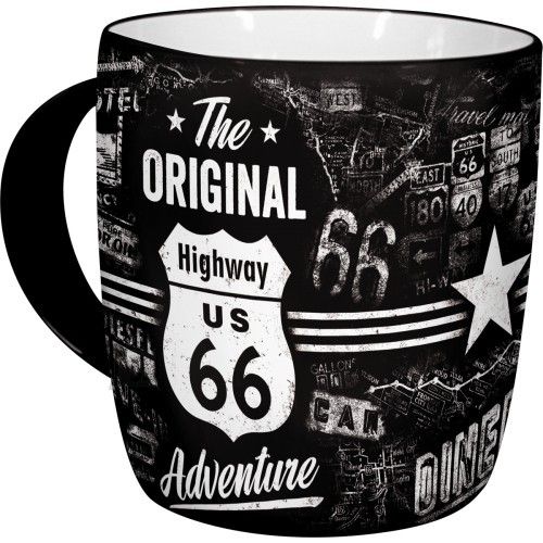NostalgicArt Kruus Route 66 The Original Adventure