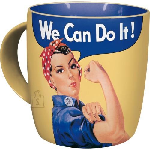 NostalgicArt Kruus We Can Do It!