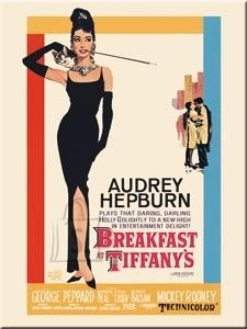 NostalgicArt Magnet 6x8cm / Breakfast at Tiffany's Beez