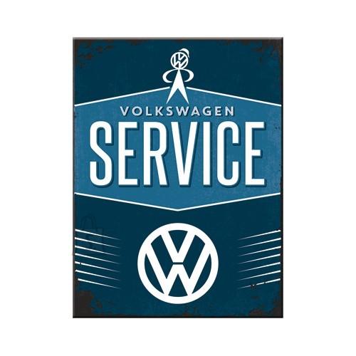 NostalgicArt Magnet / VW Service