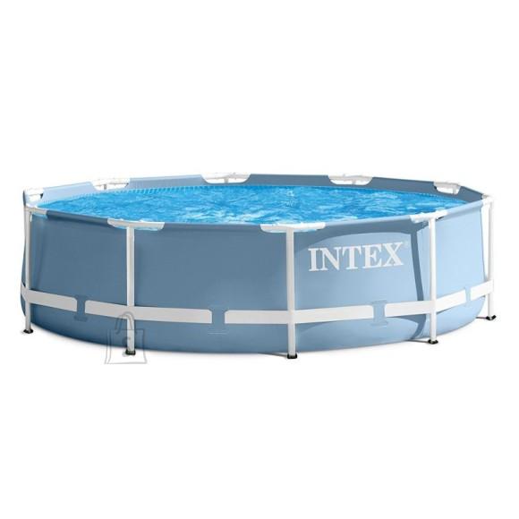 Intex bassein metallraamiga 4.57x1.07 m