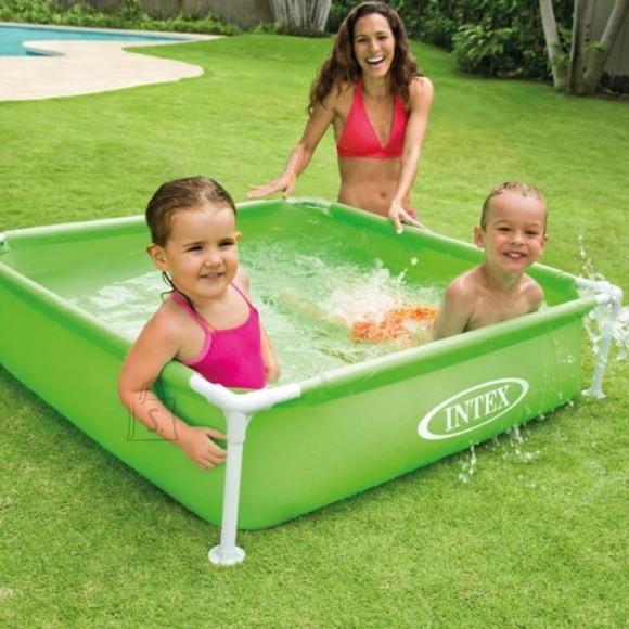 Intex mini-bassein 1.22x1.22 m