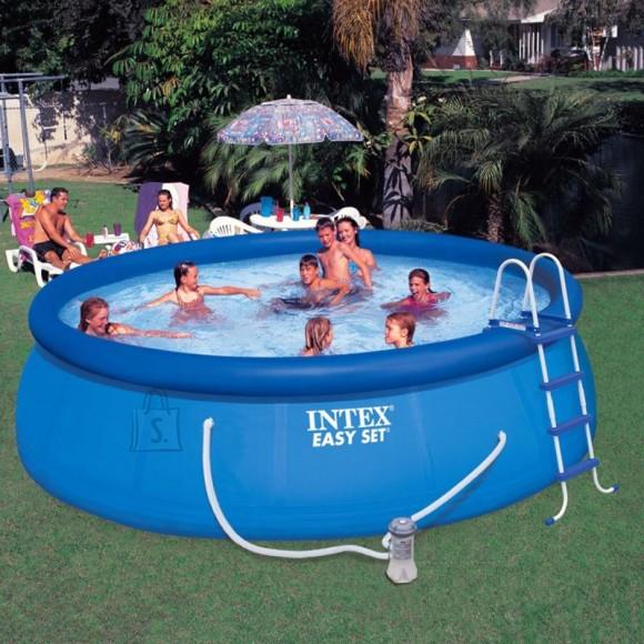 Intex bassein Easy Set 4.57x1.22 m lisadega