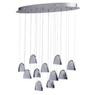 RegenBogen laelamp Techno, 11 kupliga