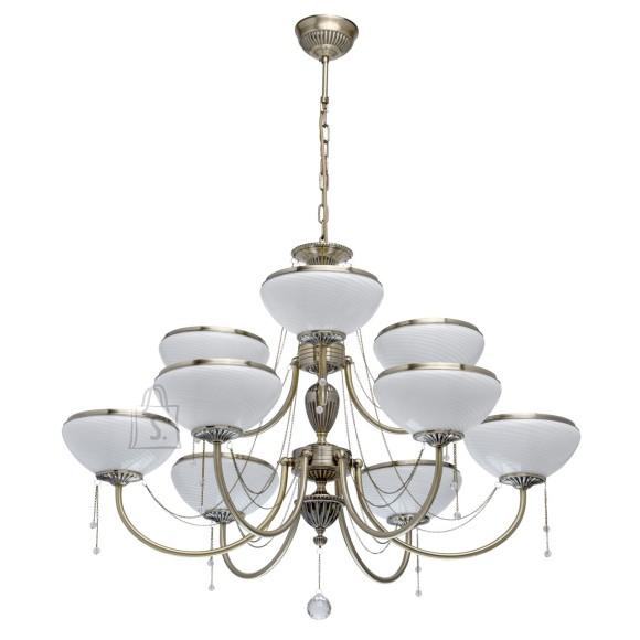 MW-LIGHT laelamp Classic, 9 kupliga