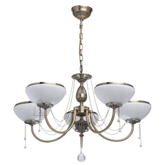 MW-LIGHT laelamp Classic, 5 kupliga