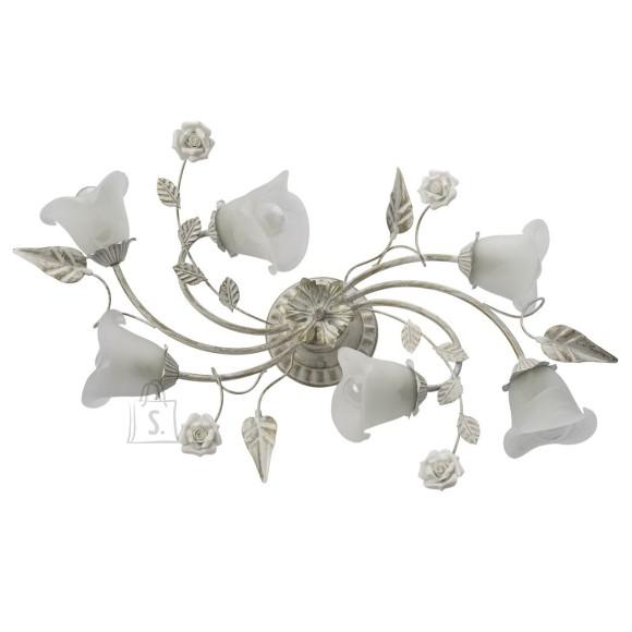 MW-LIGHT laelamp Flora, 6 kupliga