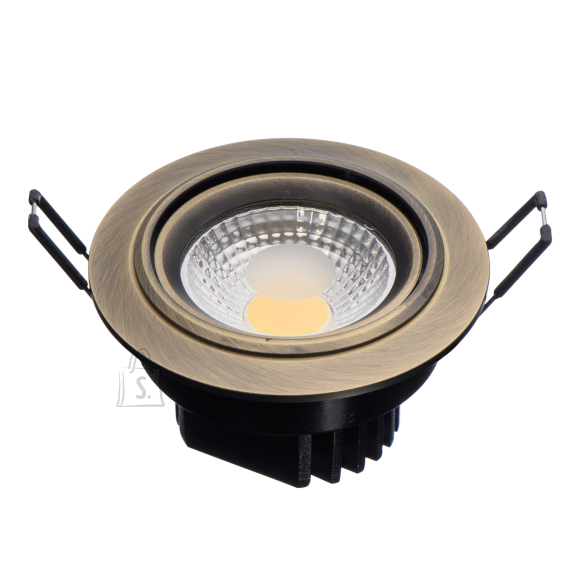 MW-LIGHT LED lamp, süvistatav