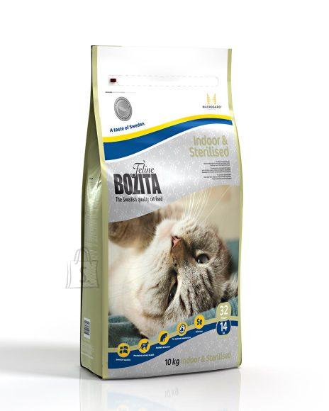 Bozita FELINE INDOOR & STERILESED kassitoit 10kg