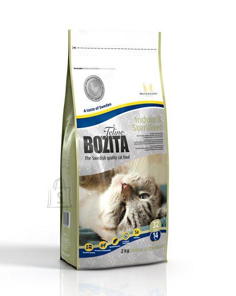 Bozita FELINE INDOOR & STERILESED kassitoit 2kg
