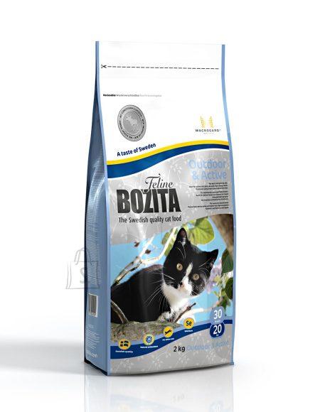 Bozita Feline Outdoor & Active kassitoit 2kg
