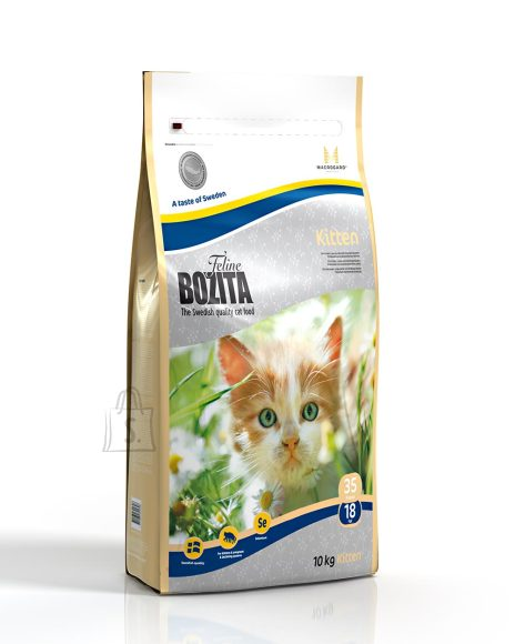 Bozita Feline kitten nisuvaba kassitoit 10kg
