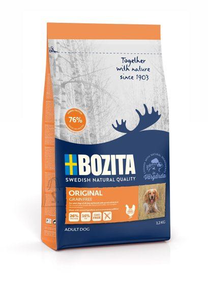 Bozita Bozita Original Grain Free (teraviljavaba) koeratoit 3,2kg