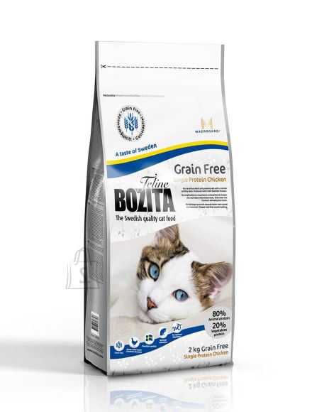 Bozita Feline Grain Free Single Protein Chicken kassitoit 2kg