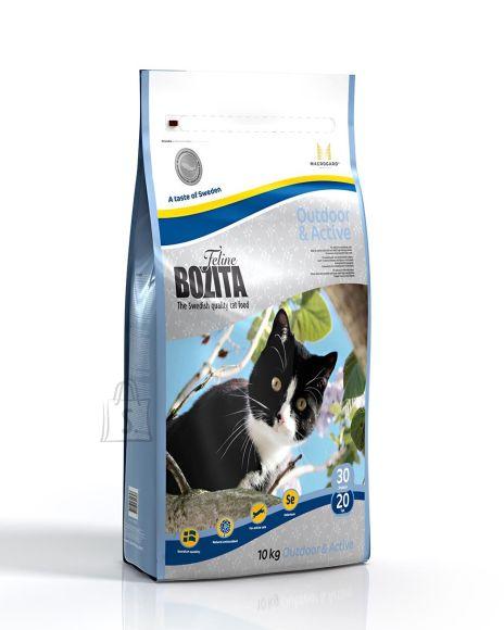 Bozita Feline Outdoor & Active kassitoit 10kg