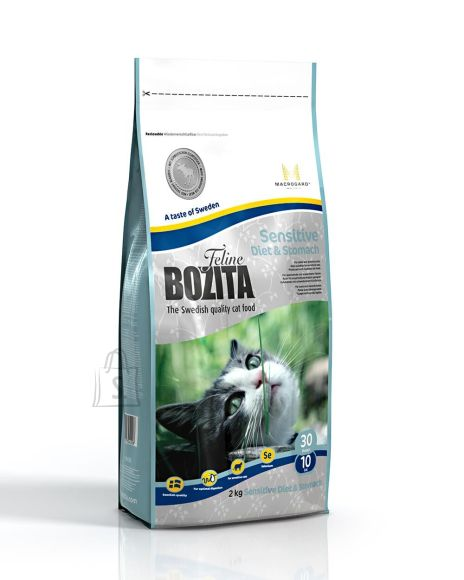 Bozita Feline Diet & Stomach kassitoit 2kg