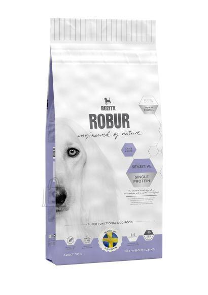 Bozita Robur Sensitive Single Protein Lamb & Rice koeratoit 12,5kg