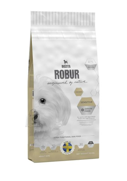 Bozita Robur Sensitive Grain Free Chicken 11,5kg