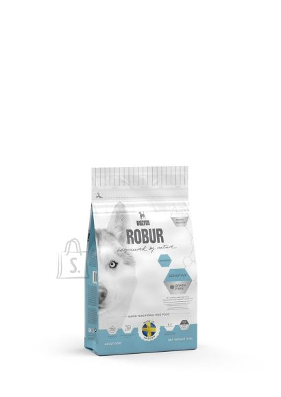 Robur Sensitive Grain Free Reindeer 3kg