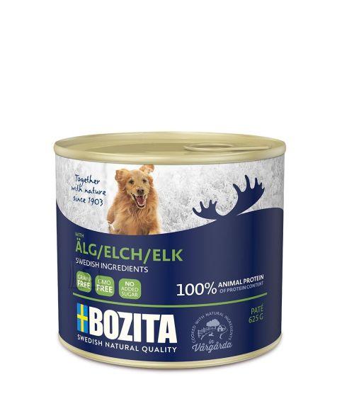 Bozita koeratoit põdralihaga 12x625g