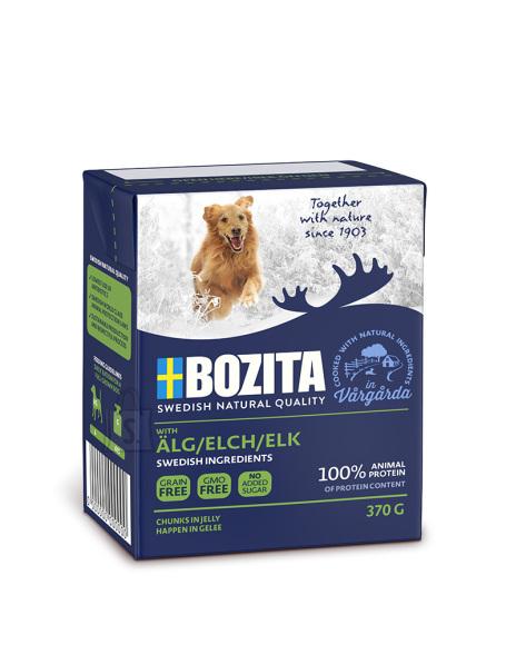 Bozita koeratoit põdralihaga 16x370g