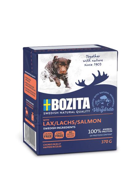 Bozita koeratoit lõhega 16x370g