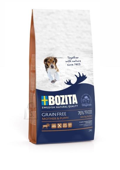 Bozita Grain Free Mother & Puppy Elk teraviljavaba koeratoit 2kg