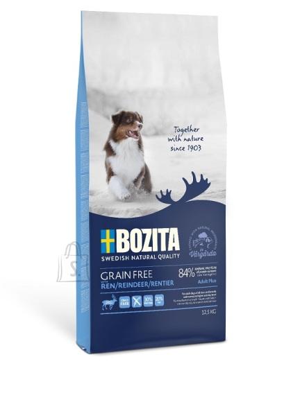 Bozita Grain Free Reindeer teraviljavaba koeratoit 12,5kg