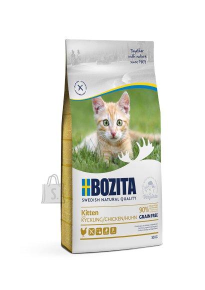 Bozita Kitten Grain Free kassitoit 10kg