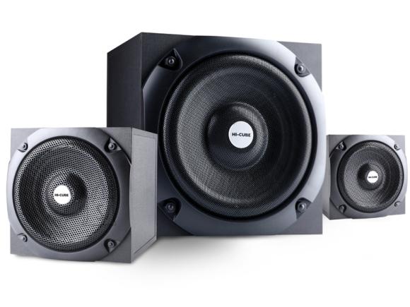 Tracer multimeedia kõlarid Hi-Cube 2.1