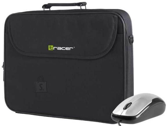 """Tracer sülearvutikott Bonito Bundle 15.6"""" + arvutihiir"""