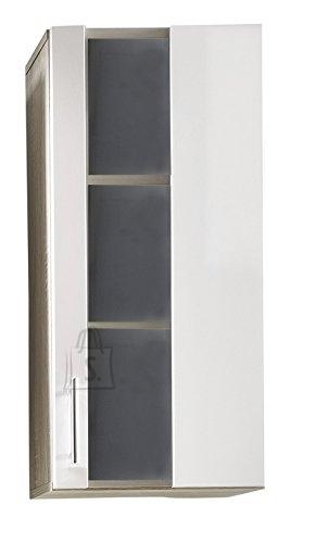 Trendteam Vannitoakapp Porto valge, 33x21xH70 cm