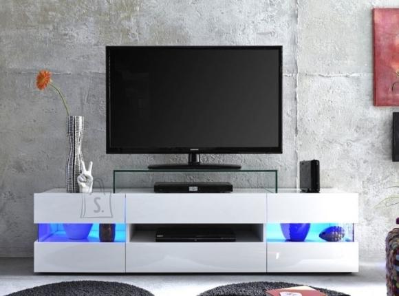 Trendteam TV-alus Sonic valge, 169x43xH43 cm