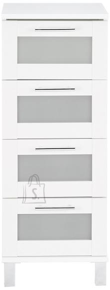 Trendteam Vannitoakapp ORLANDO valge, 35x33xH89 cm