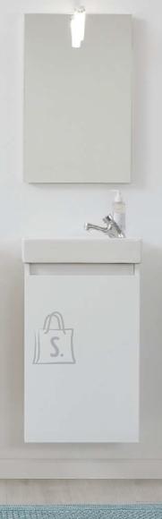 Trendteam Vannitoamööbli komplekt CHAMP valge, LED