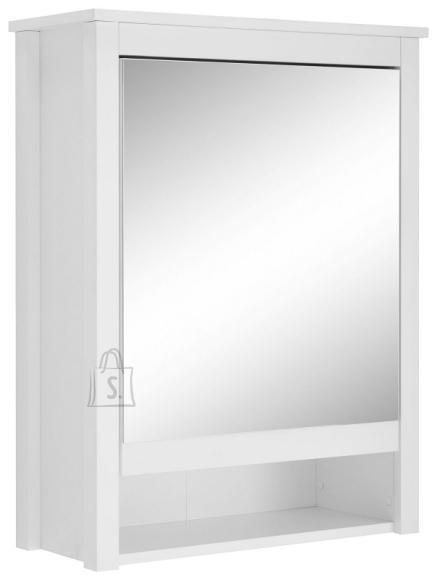 Trendteam Peegelkapp OLE valge, 62x25xH80 cm