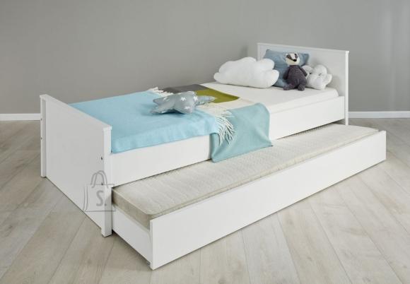 Trendteam Lastevoodi voodialuse kastiga OLE valge, 209x97xH78 cm