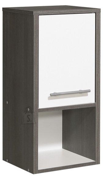 Pelipal Seinakapp OLIVER valge / hall, 33x28xH68 cm