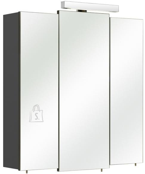 Pelipal Peegelkapp MAINZ antratsiit läikega, 68x20xH73 cm, LED