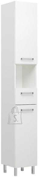 Pelipal Vannitoakapp WIESBADEN valge läikega, 30x33xH195,5 cm