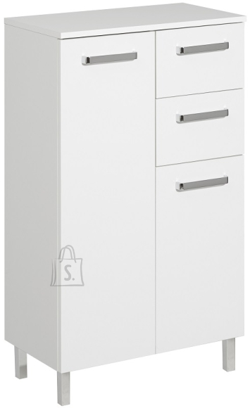 Pelipal Vannitoakapp WIESBADEN valge läikega, 60x33xH100,5 cm