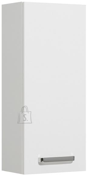 Pelipal Seinakapp WIESBADEN valge läikega, 30x20xH70 cm