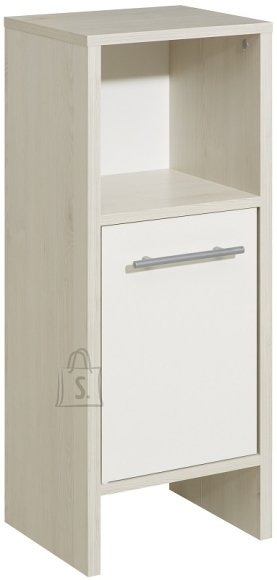 Pelipal Vannitoakapp JAN valge / helepruun 33x28xH81,6 cm
