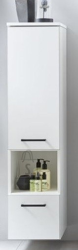 Pelipal Vannitoakapp BELGRAD valge läige, 30x33xH122,5 cm