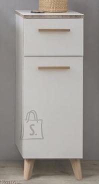 Pelipal Vannitoakapp BURGAS valge läige, 30x33xH72 cm
