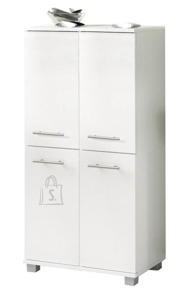 Schildmeyer Vannitoakapp ISOLA valge, 60x33x117 cm