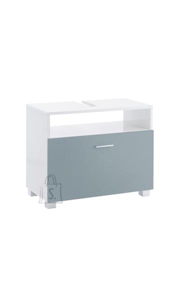 Schildmeyer Valamukapp LUMO sinine / valge, 65x35xH54,5 cm