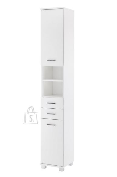 Schildmeyer Vannitoakapp LUMO valge, 30x33xH194 cm