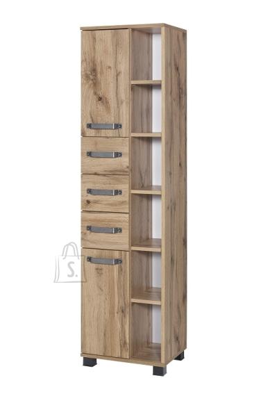 Schildmeyer Vannitoakapp MILAN tamm, 42x32xH164 cm